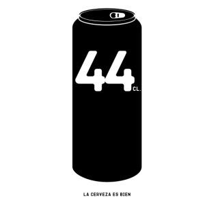 LATA 44 CL. NEGRA