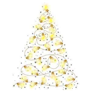 Weihnachtsbaum Lichterkette