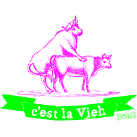 C'est la Vieh, So ist das Vieh by Pixellamb ™