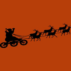 Ho Hoo Weihnachts Rentier Skate
