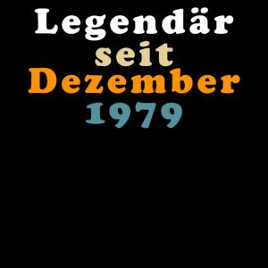 legendaer seit dezember 1979