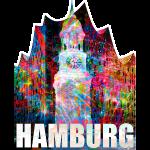 Elphi & Michel Hamburg Elbphilharmonie Wahrzeichen