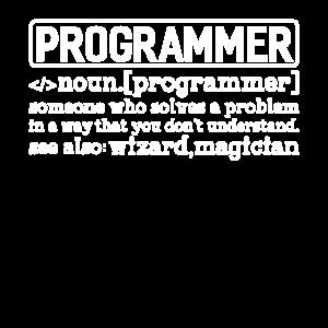 Programmierer Definition