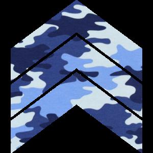 Tarnmuster Dreiecke / Pfeile