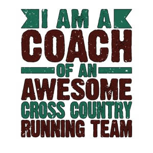 Running Coach Gift Coach of Awesome Cross Country