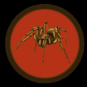 Retro Spider 2