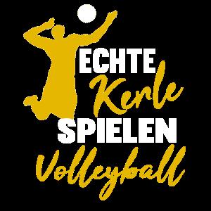 Volleyball Lustig Spruch Hobby Sport Geschenk Geek