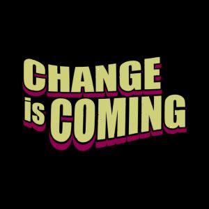 Änderung kommt