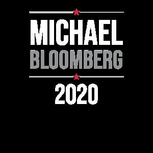 Michael Bloomberg 2020 Präsident Supporter Design