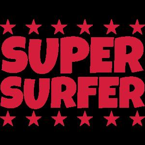 Surfen / Surfer / Surf / Surfing / Strand