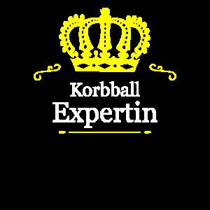 Korbball Expertin
