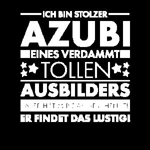 Stolzer Azubi toller Ausbilder