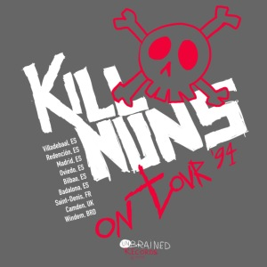 Kill Nuns on tour 1994