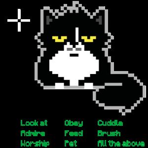 8bit Cat Game (english)