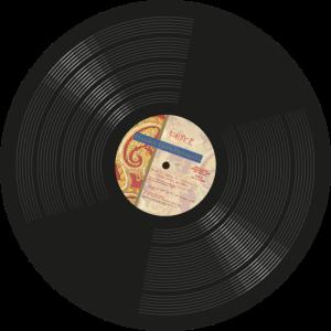 Vinyl Schallplatte | Paisley LP