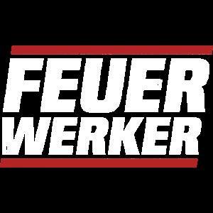 feuerwerk shirt für feuerwerker