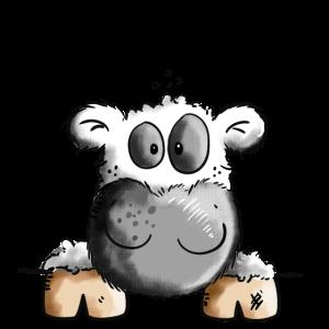 Galloway Rind - Kuh - Rinder - Kühe - Comic