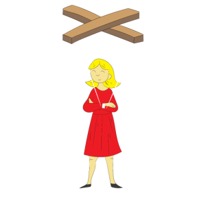 Bauchredner-weibliches Mädchen-Marionetten-Geschenk