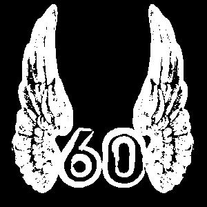 Geburtstag 60 Jahre