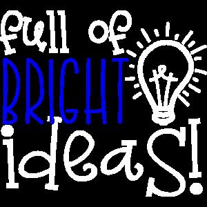 Full Bright Ideas Geschenk Ideen Idee Kreativ
