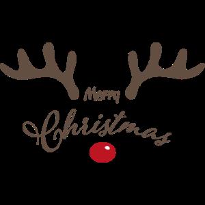 Merry Christmas Rentier