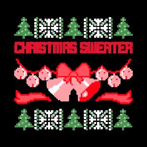 ugly christmas Glöckchen 2