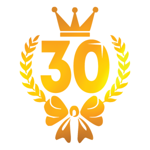 30! Dreißig - 30. Geburtstag