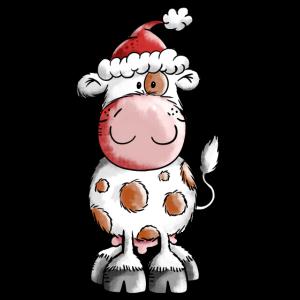 Nikolaus Kuh - Weihnachten - Christmas - X-mas