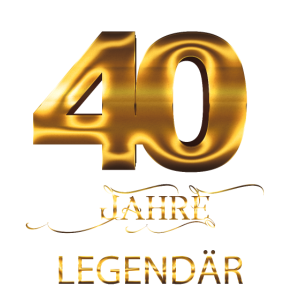 40 Jahre Legendär