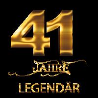 41 Jahre Legendär