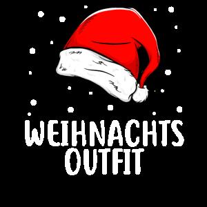 Weihnachten Weihnachtsmütze T Shirt Geschenk