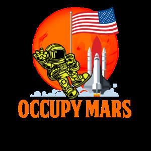 Occupy Mars USA