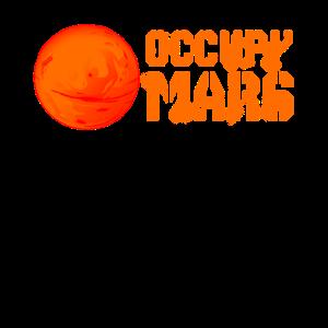 Occupy Mars