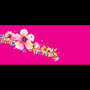 Blumen muster wunderschön Flowers mix
