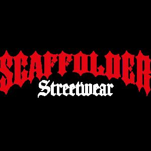 Gerüstbauer Scaffolder Streetwear