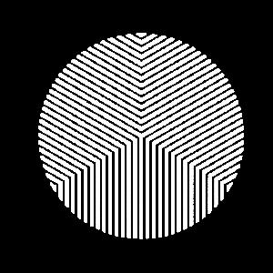 Hypnotisierender Kreis