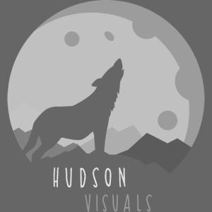 HudsonVisuals Wolf Gray