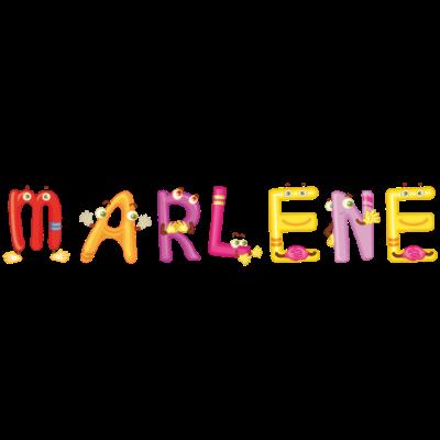 Marlene - Cooles Design für alle die Marlene heissen. Bist Du Marlene oder kennst Du Marlene? - cooles Marlene Geschenk,Marlene t-shirt,Marlene schrift,Marlene lustig,Marlene geschenke,Marlene geschenk,Marlene geburtstagsgeschenk,Marlene geburtstag,Marlene geburt,Marlene