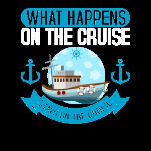On The Cruise Schiffahrt Cruising Kreuzfahrt