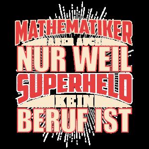 Mathematiker Superheld