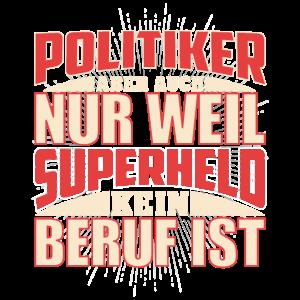 Politiker Superheld