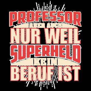Professor Superheld