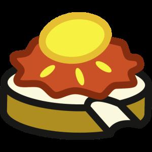 Marmeladebrot und Honig zum Frühstück