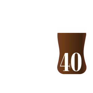 Alt Bier 40 Geburtstag