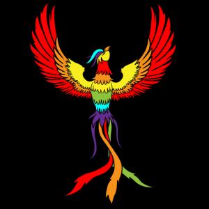 Phoenix Vogel Fantasy fantastisch