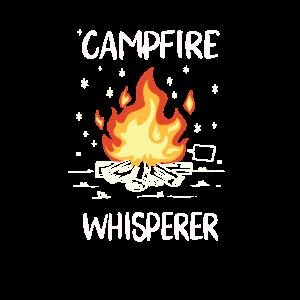 Camping Lagerfeuer Geschenk