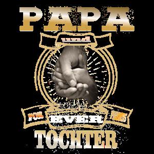 papa und Tochter T Shirt