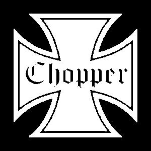 Eisernes Kreuz Chopper Iron Cross