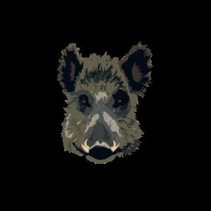 Jäger Wildschwein Jagd Geschenkidee