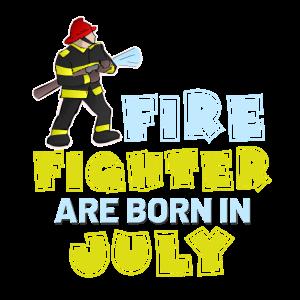 July Firefighter